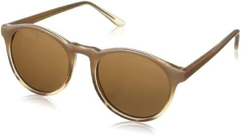 A.J. Morgan Unisex - Adult Grad School Round Sunglasses