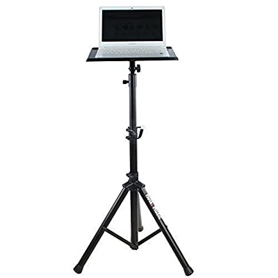 Hola! HPS-300B Heavy Duty Professional Multi-Purpose Tripod Stand for Laptop, Projector, Mixer and other Audio Equipment