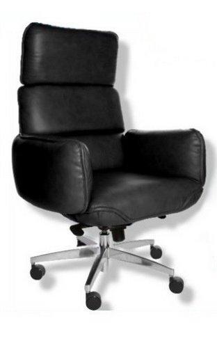 Topstar Bürostuhlchefsessel Zapf Chair Leder Schwarz Chrom Amazon