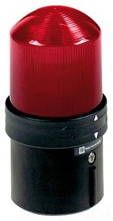 SCHNEIDER ELECTRIC XVBL0G4 Beacon with 120V Intergrated LED Red