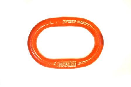 Oblong Master Link for Chain - 1/2'' - Grade 100