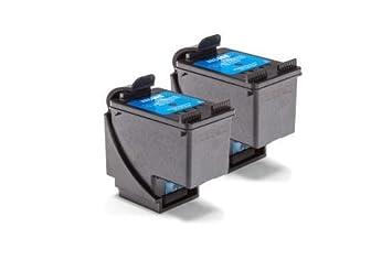 Inka Doo® Cartuchos bajo Sets apto para HP Deskjet D 1668 ...