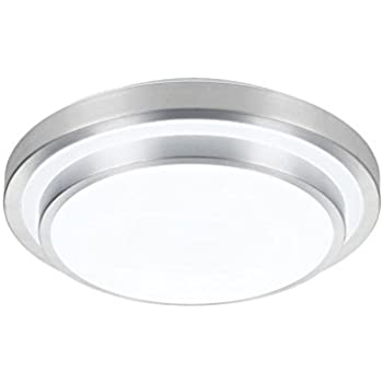 Afsemos 10 inch led flush mount ceiling lights12w led ceiling lights6000k