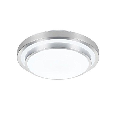 AFSEMOS 10-Inch LED Flush Mount Ceiling Lights,12W LED Ceiling Lights,6000K,960Lm Round Ceiling Light for Dining Room Bathroom Lighting Fixtures (Bathroom Lighting Fixtures Fixture)