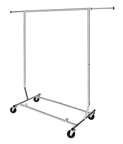 Need Rack Collapsible Clothing Rack Commercial product image