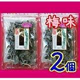 内富海苔店  めかぶ茶 梅味50gX2