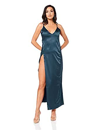 Lexi Women's Akasa Dress, Orion Blue, 8