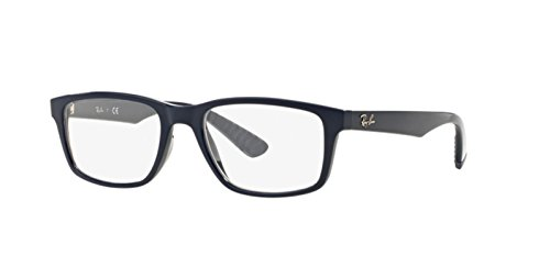 Ray-Ban, Montage Homme DARK SHINY BLUE