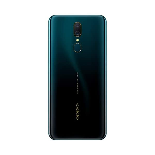 OPPO A9 (Marble Green, 4GB RAM, 128GB Storage) with No Cost EMI/Additional Exchange Offers