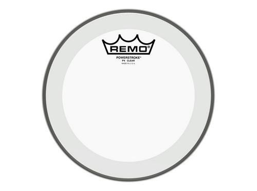 Remo Powerstroke P4 Clear Drumhead, 8'' by Remo