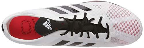 Atletismo Ftwr Para Black De Red shock ftwr Mujer 4 W Blanco Red core Zapatillas Ambition White Adizero Adidas 4qaSUwY0