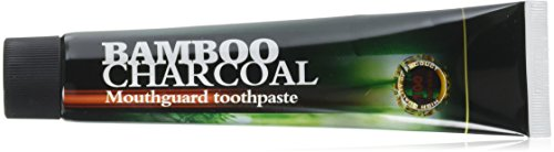 Activated Charcoal Whitening Toothpaste Toulifly