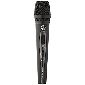 Image of AKG HT45 Band A High-Performance Wireless Handheld Transmitter Handheld Wireless Microphones