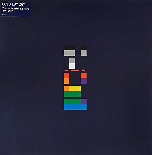 LP VINIL - COLDPLAY -X&Y - IMPORTADO