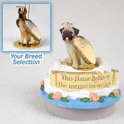 Great Dane Fawn Figurine - 6
