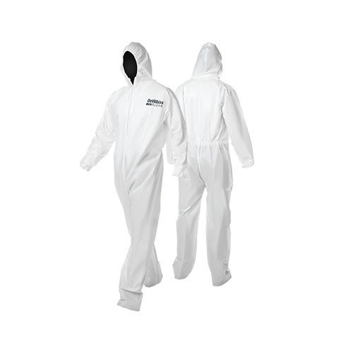 DeVilbiss Disposable Painting Coverall Large 803672