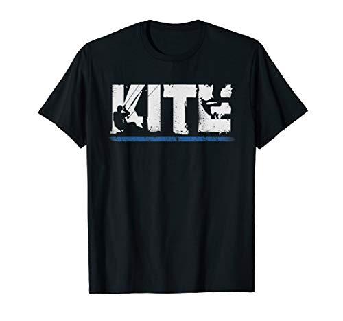KITE Kiteboarding Kiting Kitesurfing Kitesurf Gift T-Shirt