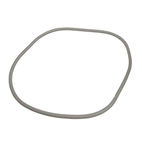Dryer Door Seal Genuine Original Equipment Manufacturer (OEM) part for Whirlpool, Kenmore, Crosley, Admiral (Seal Part Number)