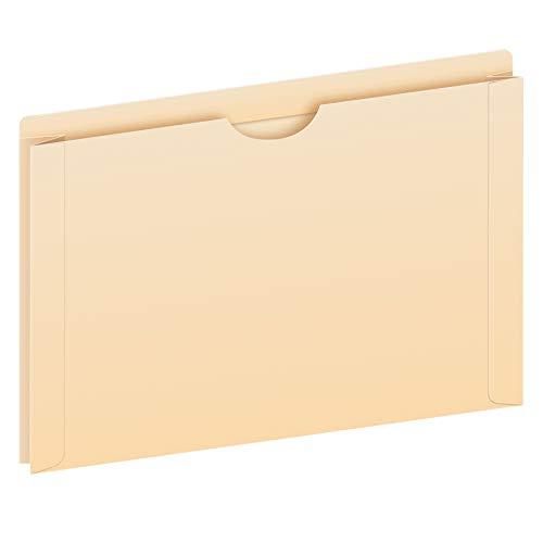 - Pendaflex File Jackets, Legal Size, Manila, 2