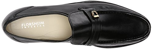 Imperial Como On Loafer Cabaret Slip Black Men's Florsheim 6wyHOvqxSc