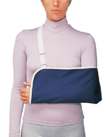 Deep Pocket Arm Sling - DJO Procare Deep Pocket Economy Arm Sling Buckle Closure Medium - Qty : 1