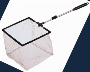 Laguna Mini Pond Fish Net with 24-Inch Extendable Handle