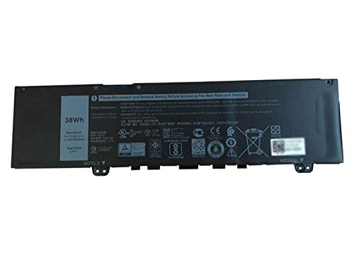 - BOWEIRUI Replacement Laptop Battery for Dell F62G0 (11.4V 38Wh 3166mAh) Inspiron 13 5370 7370 7373 7380 7373 Vostro 5370 13-5370 Series Notebook F62GO F62GO RPJC3 0RPJC3 0F62G0 39DY5 39DY5 039DY5