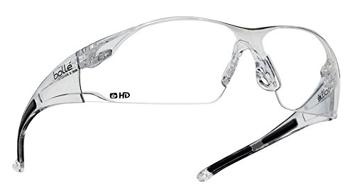 fety Glasses Clear Frame, Clear Lenses (Clear 2.2 Mm Lens)