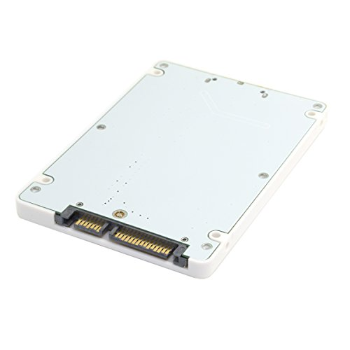 ChenYang 7mm 2.5 SATA 22pin to Macbook A1425 A1398 MC975 MC976 MD212 MD213 ME662 ME664 ME665 SSD hard disk case Enclosure White - Disk Drive White Hard Hard