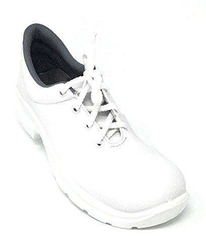 Abeba–Zapatos art. 0205Color Blanco