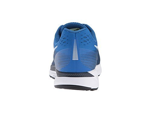 b44ccd61ef Galleon - Nike Air Zoom Pegasus 34 Blue Jay/Light Armory Blue/Obsidian Mens  Running Shoes