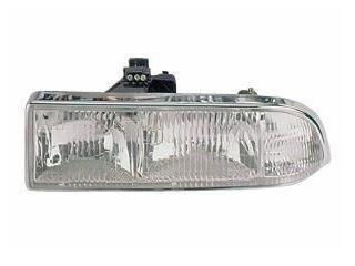 Chevy/GMC S-10 Pickup/S10 Blazer Headlight Headlamp Driver Side - Blazer Headlight Assembly Lamp