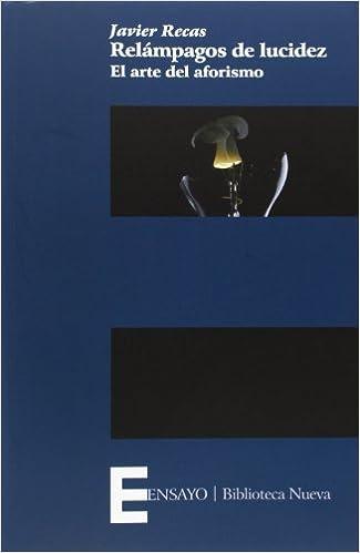 Descarga de libros de texto para ipad Relámpagos De Lucidez (PENSAMIENTO) 8499405096 PDF iBook PDB