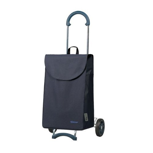 load capacity: 40 kg Bag Walker blue Volume: 40L Max Made in Germany Smooth-running wheels Andersen shopping trolley Scala