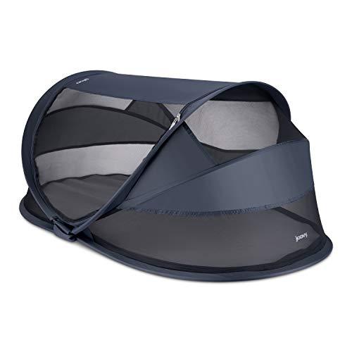 - Joovy Gloo Infant Travel Bed Regular, Forged Iron