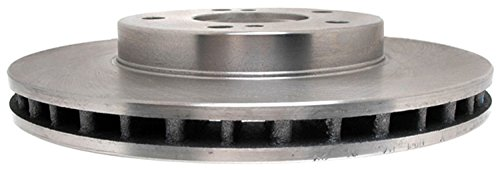 ACDelco 18A1116A Advantage Non-Coated Front Disc Brake Rotor