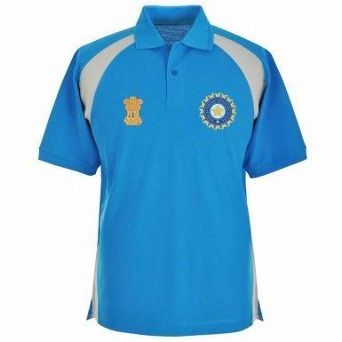 India Cricket Crest Polo - La India Polo