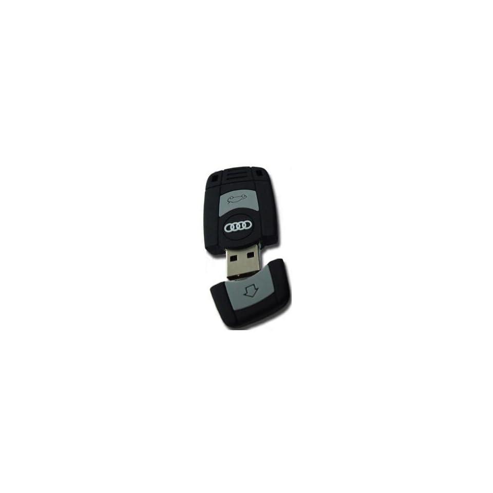 4g Audi Car Remote Key Shape USB Flash Stick Drive