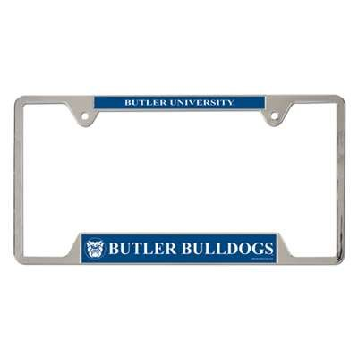 WinCraft NCAA Butler Bulldogs License Plate Frames, 26389011