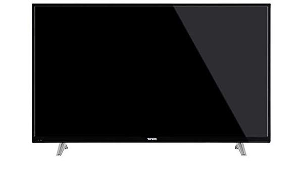 Telefunken 4K Ultra HD LED 127 cm (50 pulgadas) D50U293N4CWH UHD Smart TV, sintonizador triple, HDR: Amazon.es: Electrónica