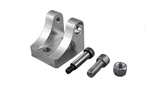 Progressive Automations Mounting Bracket for PA-17 Linear Actuators including pins