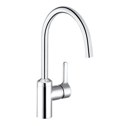KLUDI BINGO STAR sink mixer DN 10 low pressure chrome 428 090 578 by Kludi