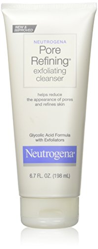 Neutrogena Pore Refining Cleanser 198ml/6.7oz Pore Refining Exfoliating Gel