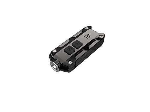 (Nitecore Tip 360 Lumens Light USB Rechargeable Keychain Flashlight)