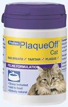 Plaque Off for Cats 40g - Special Feline Formulation