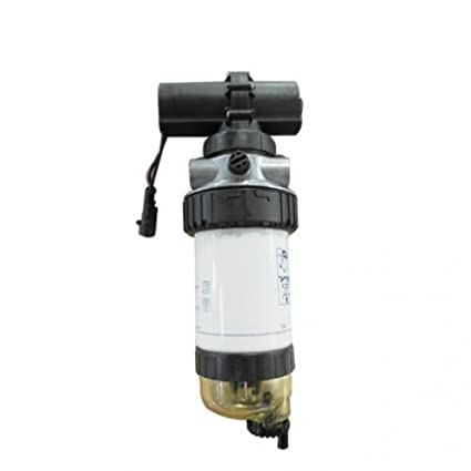 Amazon com: Fuel Pump Filter Ford New Holland Case Skid