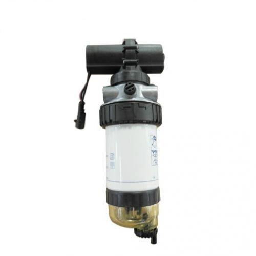 Fuel Pump Filter Ford New Holland Case Skid Steer Loader LS180 LS190 LX865 885