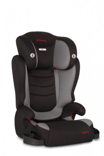 Diono Cambria Highback Booster Car Seat, Graphite
