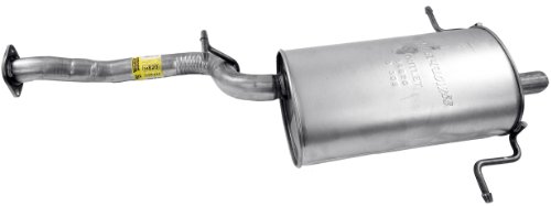 (Walker 54820 Quiet-Flow Stainless Steel Muffler Assembly )
