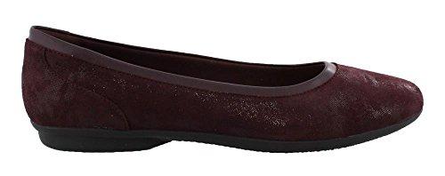 Gracelin Aubergine Women's CLARKS Mara Shoe pxvn150